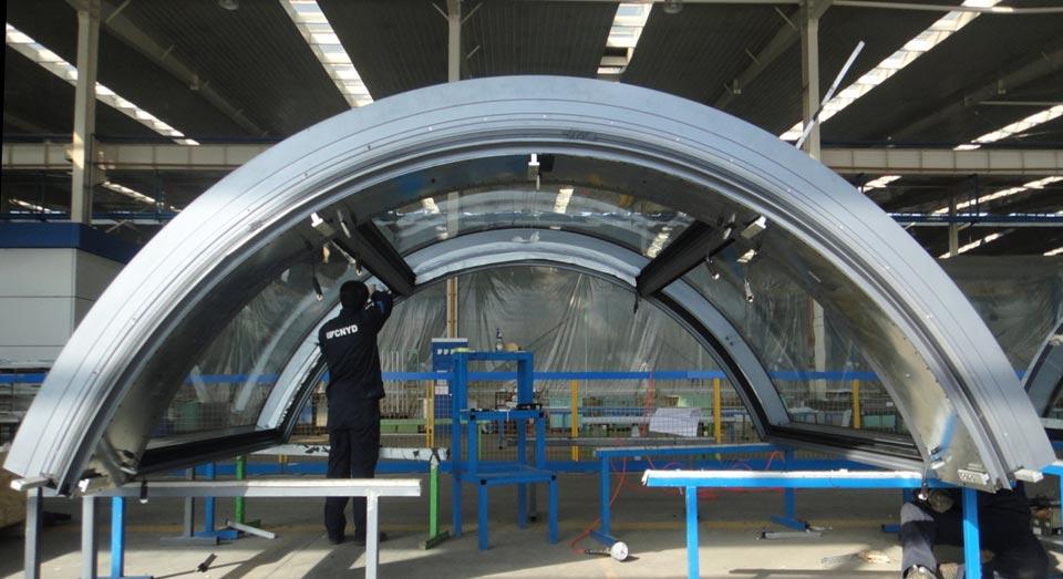 yuanda manufacturing